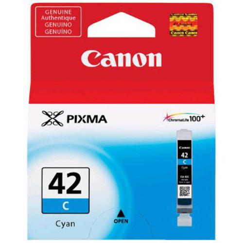 Canon CLI-42 Ink Cartridge- Cyan