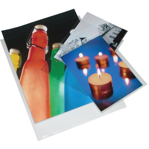"Print File Polypropylene Presentation Pocket- 16 x 20"", 25-Pack"