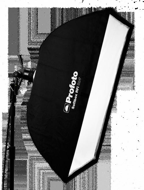 Profoto RFi Softbox - 3x4'