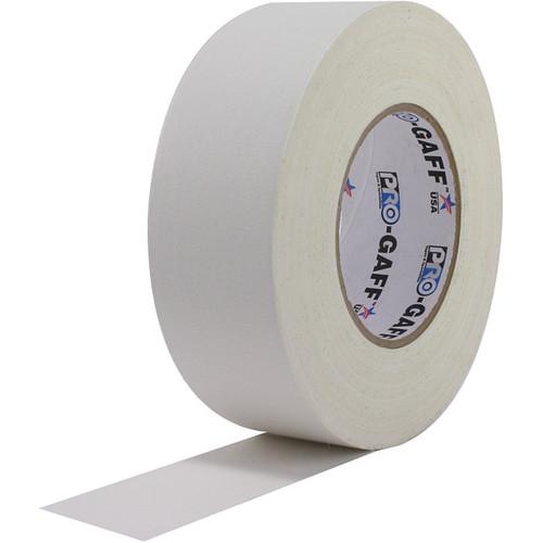Pro-Gaff Gaffers Tape 2 Inch x 55 Yards- White