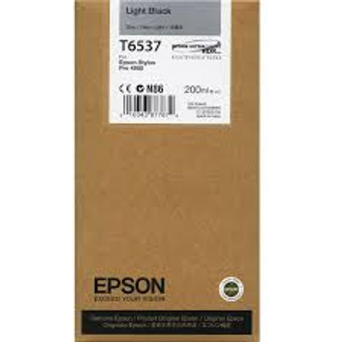 Epson Ultrachrome HDR Ink Cartridge 200 ml- Light Black