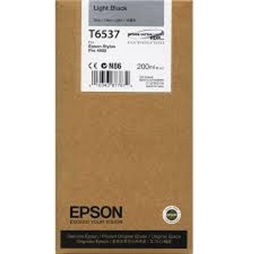 Epson Ultrachrome HDR Ink Cartridge 200 ml- Light Black