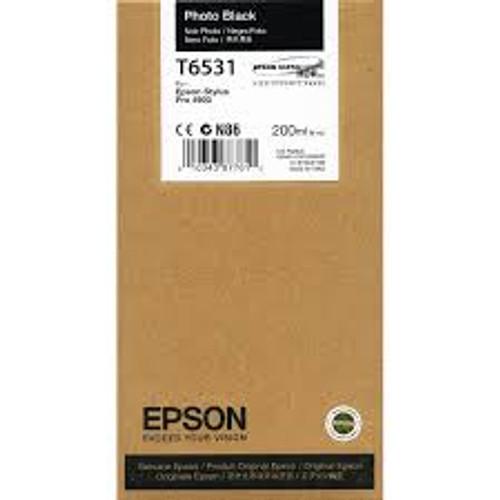 Epson Ultrachrome HDR Ink Cartridge 200 ml- Photo Black