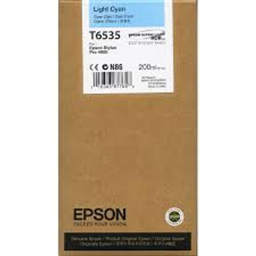 Epson Ultrachrome HDR Ink Cartridge 200 ml- Light Cyan