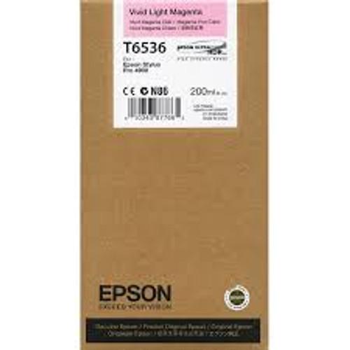 Epson Ultrachrome HDR Ink Cartridge 200 ml- Vivid Light Magenta
