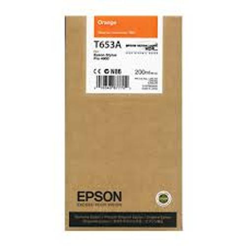 Epson Ultrachrome HDR Ink Cartridge 200 ml- Orange