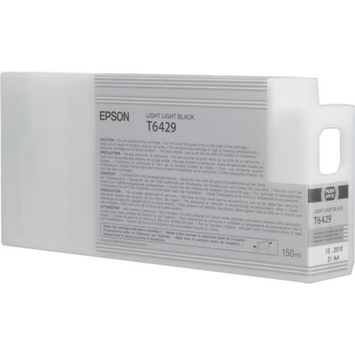 Epson T642 Ultrachrome HDR Ink 150ml- Light Light Black