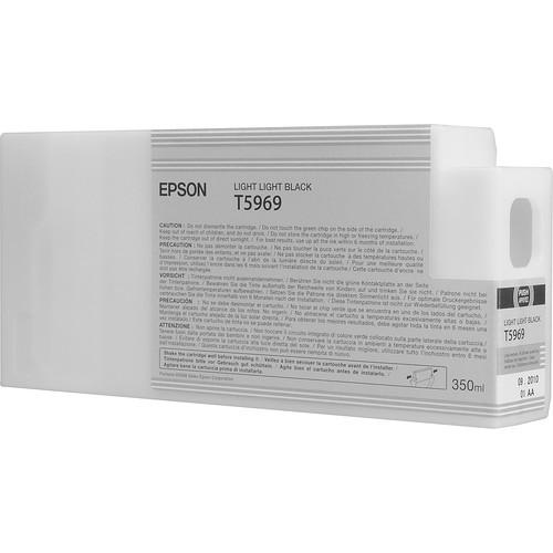 Epson T596 Ultrachrome HDR Ink 350ml- Light Light Black