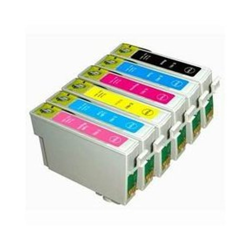 Epson Ink cartridges out of the box