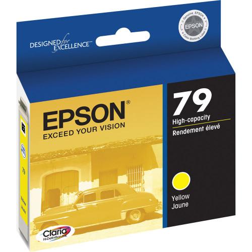 Epson 79 Ink Cartridge- Yellow