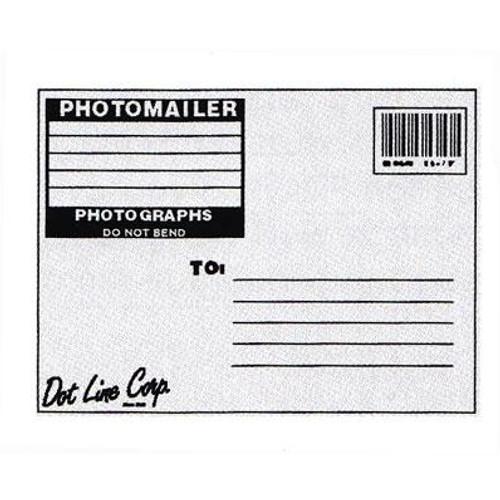 "Dot Line Photo Mailer- 5 x 7"""