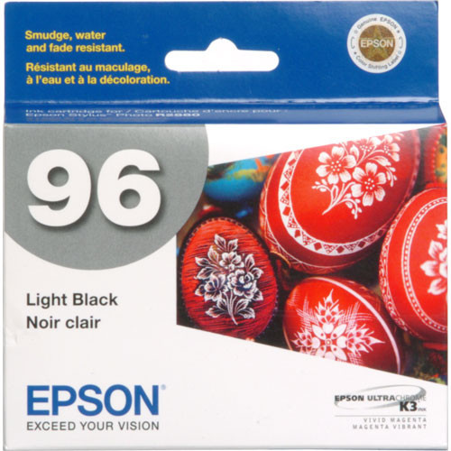 Epson 96 UltraChrome K3 Ink Cartridge- Light Black