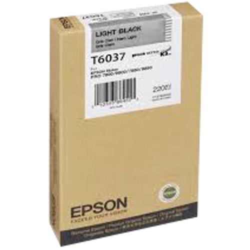 Epson T603 UltraChrome K3 Ink Cartridge 220ml- Light Black