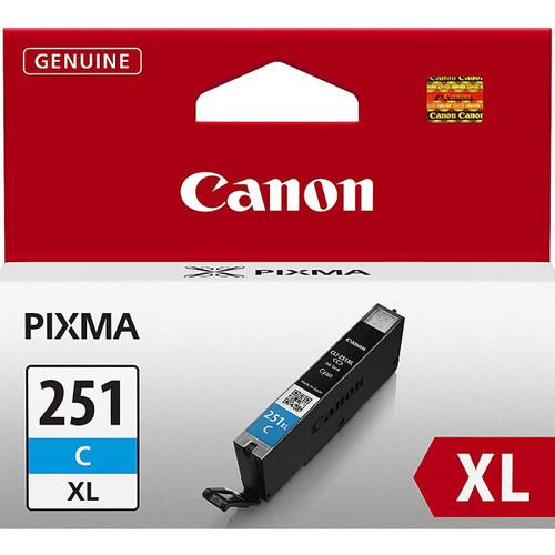 Canon CLI-251C XL High-Capacity Ink Tank- Cyan