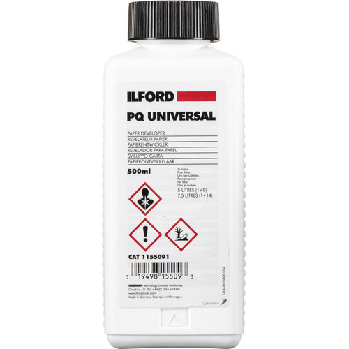 Ilford PQ Universal Paper Developer- 500ml