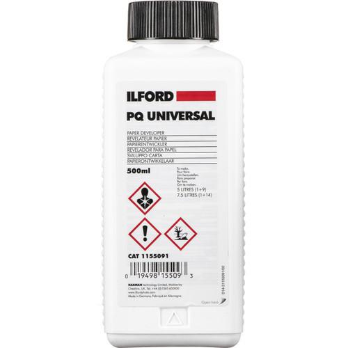 Ilford PQ Universal Paper Developer- 500ml