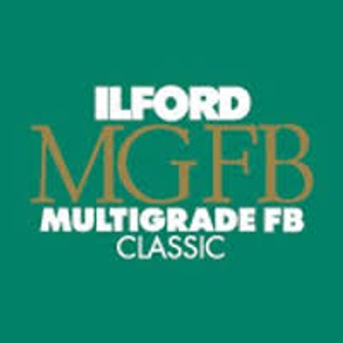 "Ilford Multigrade FB Classic Paper- Glossy, 11 x 14"", 10 Sheets"