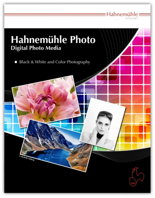 "Hahnemühle Photo Luster 290 Inkjet Paper- 13 x 19"", 25 Sheets"