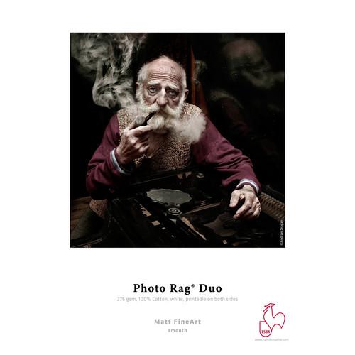 "Hahnemühle Photo Rag Duo Matte FineArt Paper- 11 x 17"", 25 Sheets"