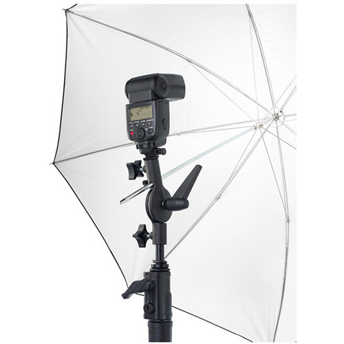 "Kupo Tilting Umbrella Adapter with 5/8"" Studs"