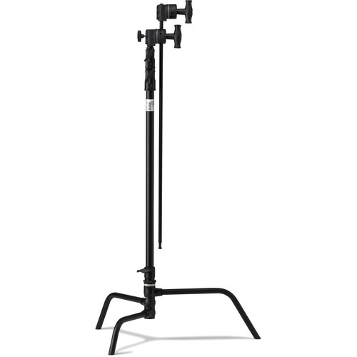 "Kupo 40"" Riser C-Stand Turtle Base Kit- Black, 9.7'"
