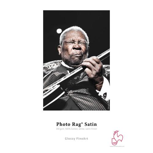 """Hahnemuhle Photo Rag Satin- 13 x 19"""", 25 Sheets"""
