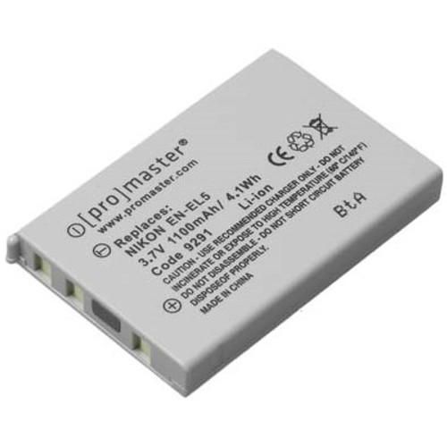 Promaster EN-EL5 Li-Ion Battery for Nikon