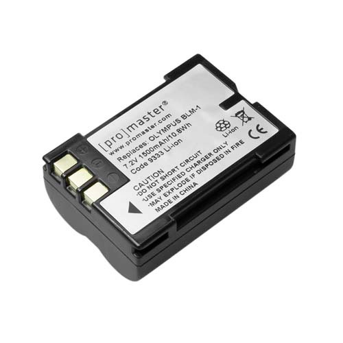 Promaster BLM-1 Li-Ion Battery for Olympus