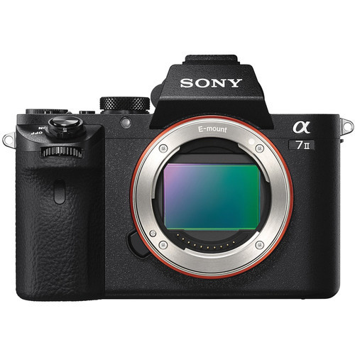 Sony Alpha a7II Mirrorless Digital Camera