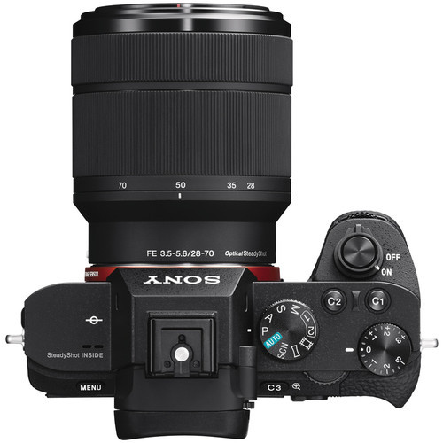 Sony Alpha a7 II Mirrorless Camera with 28-70mm Lens