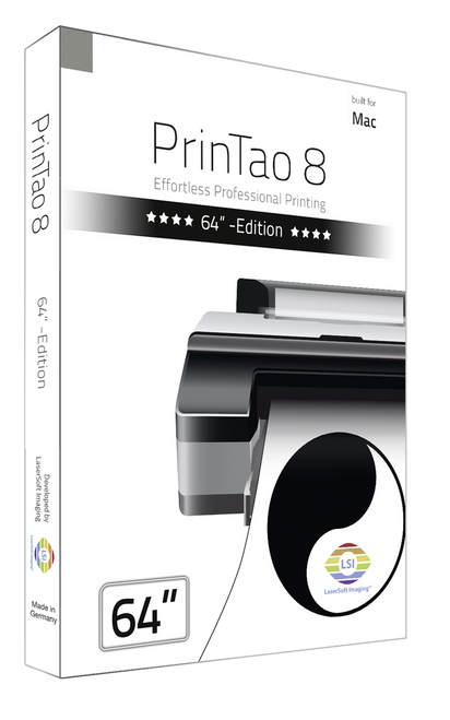"PrinTao 8 for Epson- 64"" Edition"