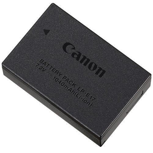 Canon LP-E17 Lithium-Ion Battery Pack