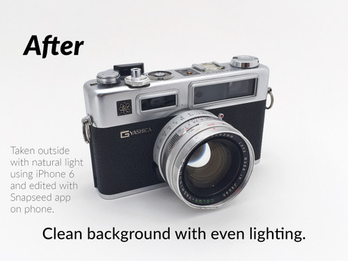Product Photography Simplified