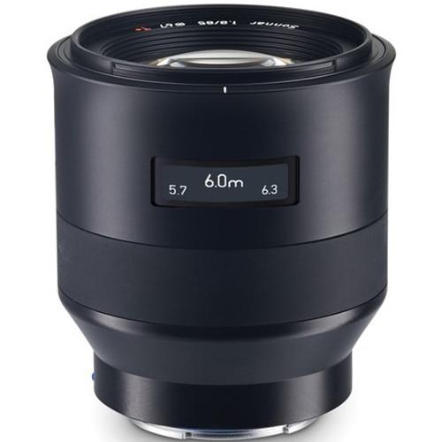 Zeiss Batis 85mm f/1.8 Lens - Sony E Mount