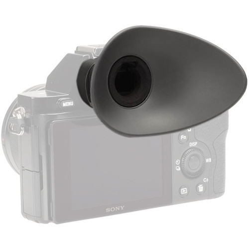 Hoodman Hoodeye Glasses Eyecup - Select Sony Alpha Camera Models