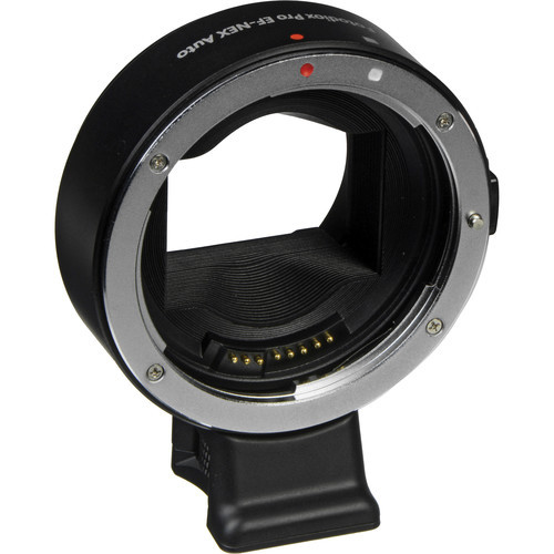 Fotodiox Mount Adapter for Canon EF/EF-S Lens to Sony NEX Camera