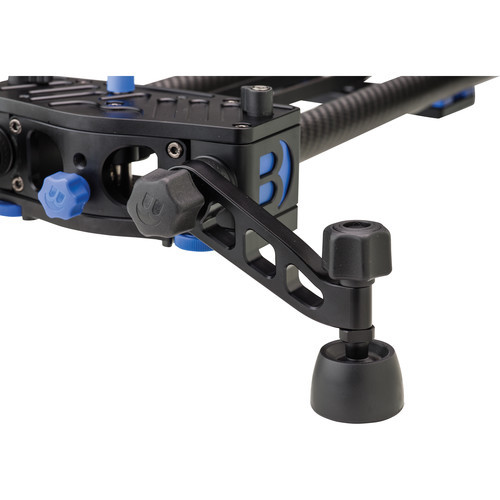 "Benro MoveOver12 35.4"" Dual Carbon Rail Slider Kit"