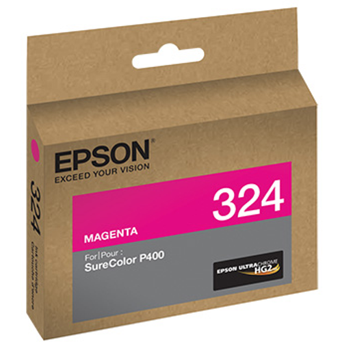 Epson T324 UltraChrome HG2 Ink- Magenta