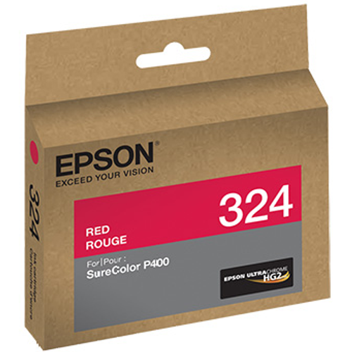 Epson T324 UltraChrome HG2 Ink- Red