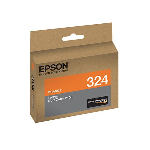 Epson T324 UltraChrome HG2 Ink- Orange