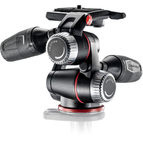 Manfrotto XPRO 3-Way Pan-and-Tilt Head with 200PL-14 Quick Release Plate