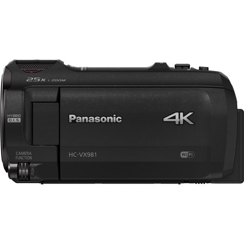 Panasonic HC-VX981K 4K Digital Camcorder