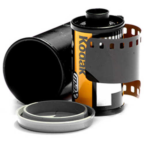 B&W Film Developing - 35mm
