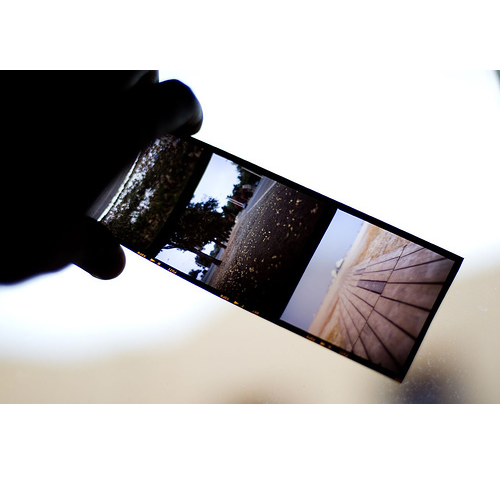 Slide Film Processing- 120mm