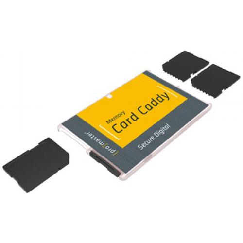 ProMaster SD Memory Card Caddy