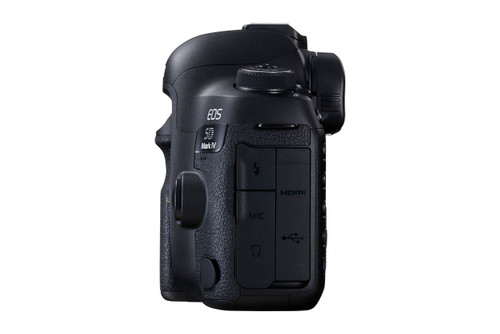 Canon EOS 5D Mark IV Camera- Body Only