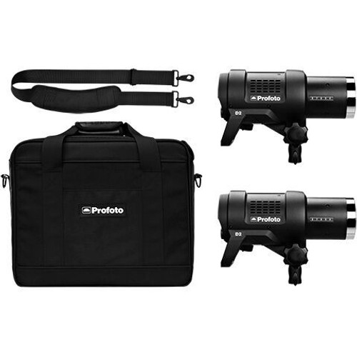 Profoto D2 1000/1000 AirTTL Duo Kit