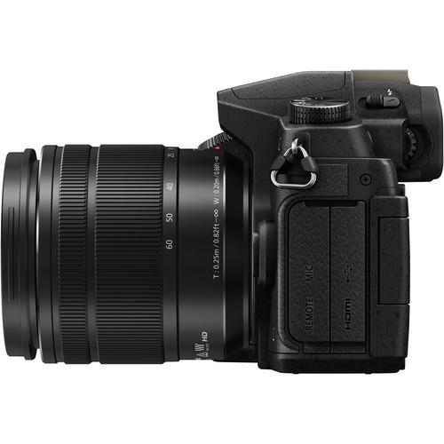 Panasonic Lumix DMC-G85 Mirrorless Camera with 12-60mm Lens