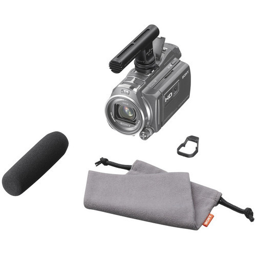 Sony ECM-GZ1M Zoom Microphone for Sony Cameras with Multi-Interface Shoe
