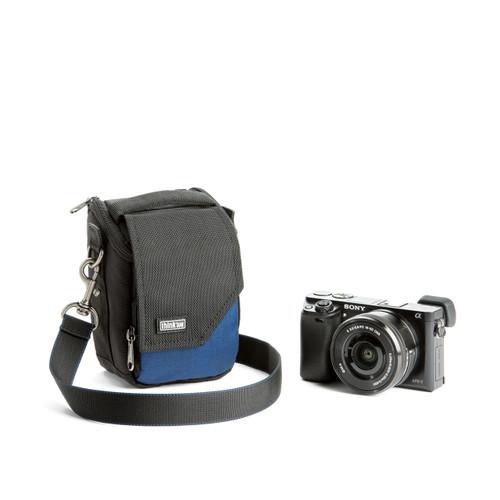Think Tank Mirrorless Mover 5 Camera Bag - Dark Blue